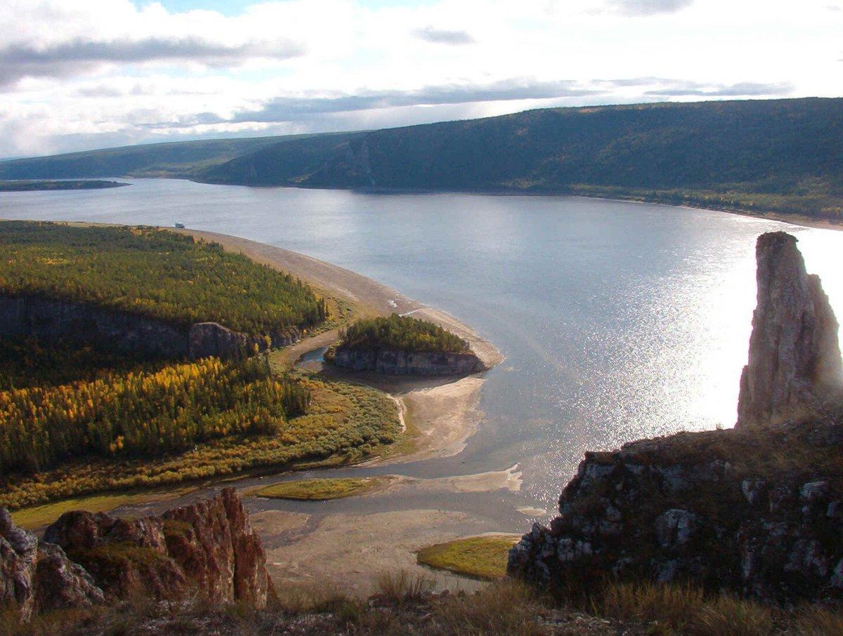 Особенности реки Лена