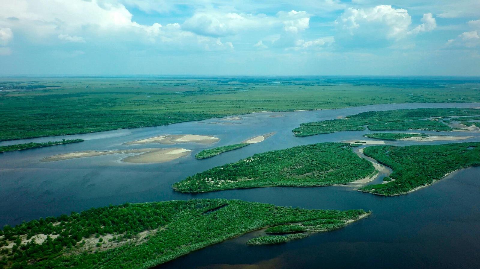 Особенности реки Амур