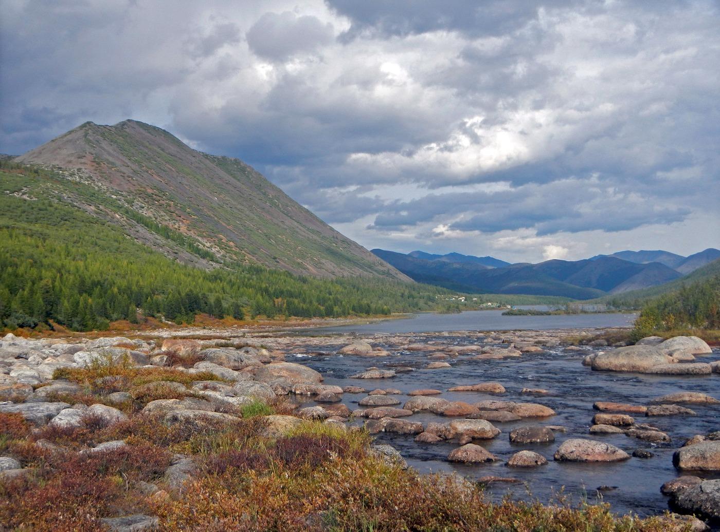 Особенности реки Колымы