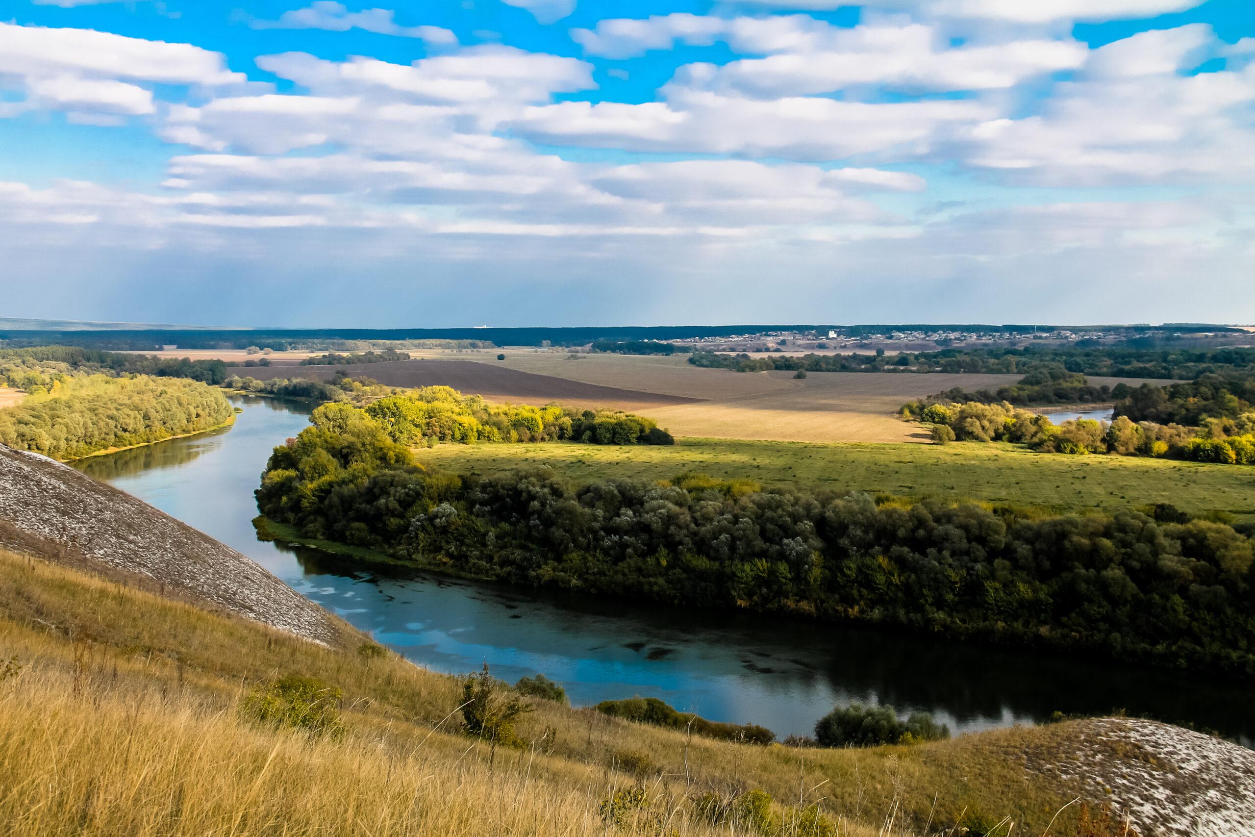 Особенности реки Дон