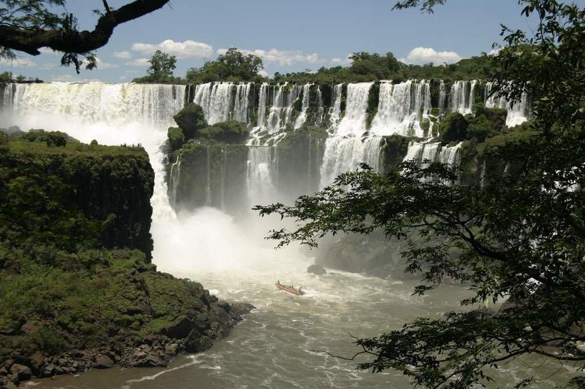 Фото водопада Инга